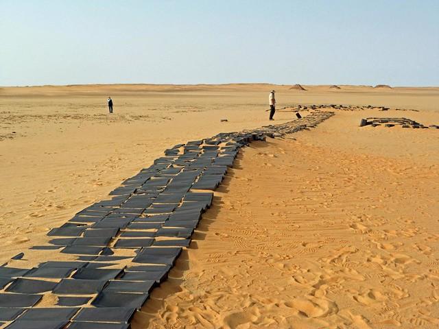 G-Hills (Desierto Líbico, Egipto)