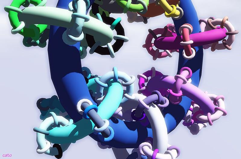 3D Fractals - III