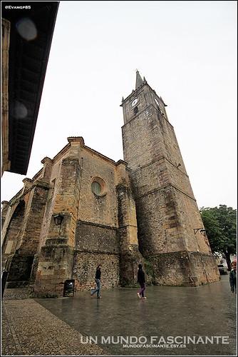 Iglesia de Comillas