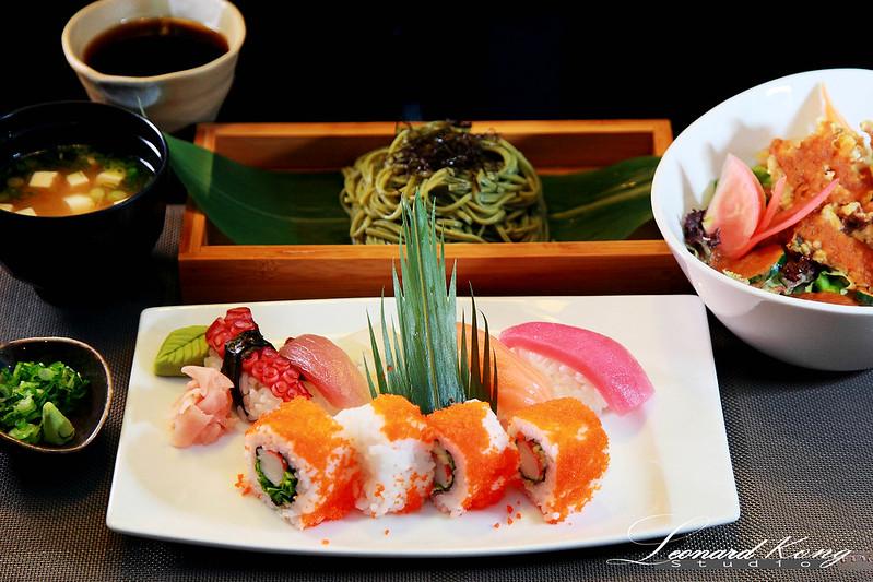 Sushi & Chasoba Set