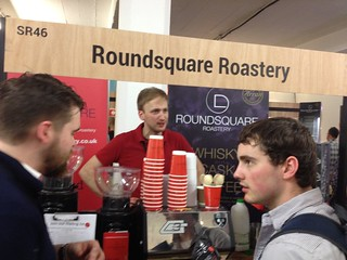 London Coffee Festival 2014