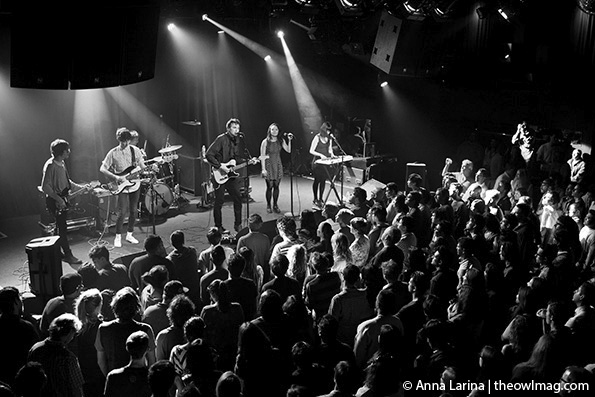 The Pains of Being Pure at Heart @ The Independent, SF 5/6/14