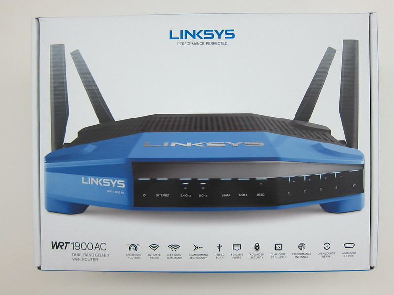 Linksys WRT1900AC Router Review