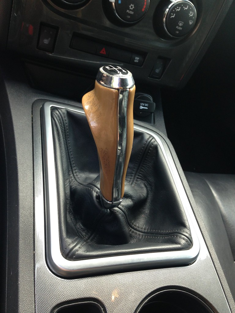 original  pistol grip install fbetter feel dodge challenger forum challenger srt forums