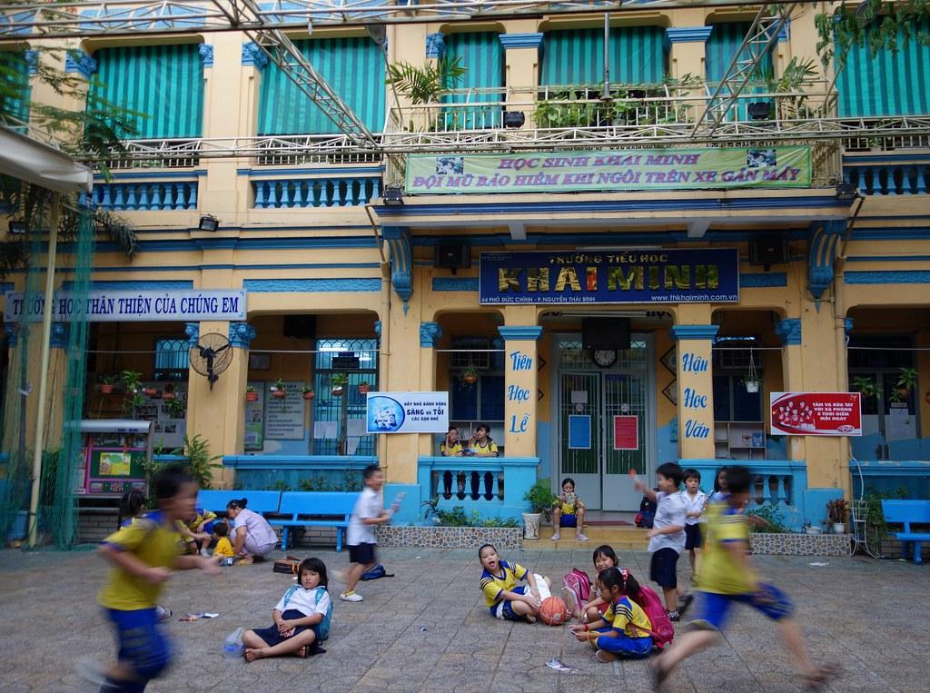 school HCMC