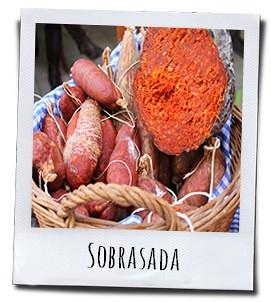 Sobrasada, een typisch product van Mallorca