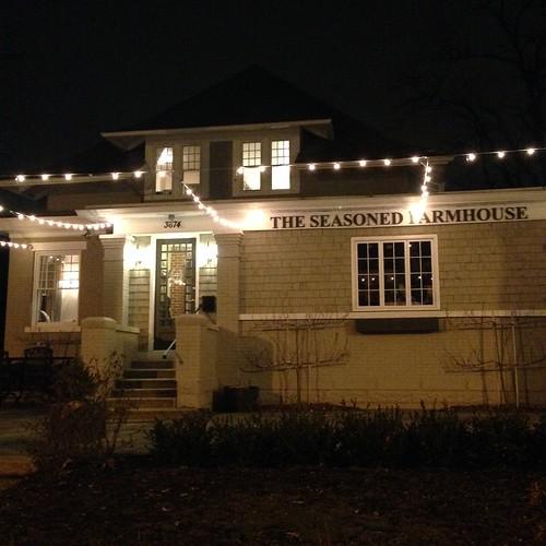 seasoned farmhouse
