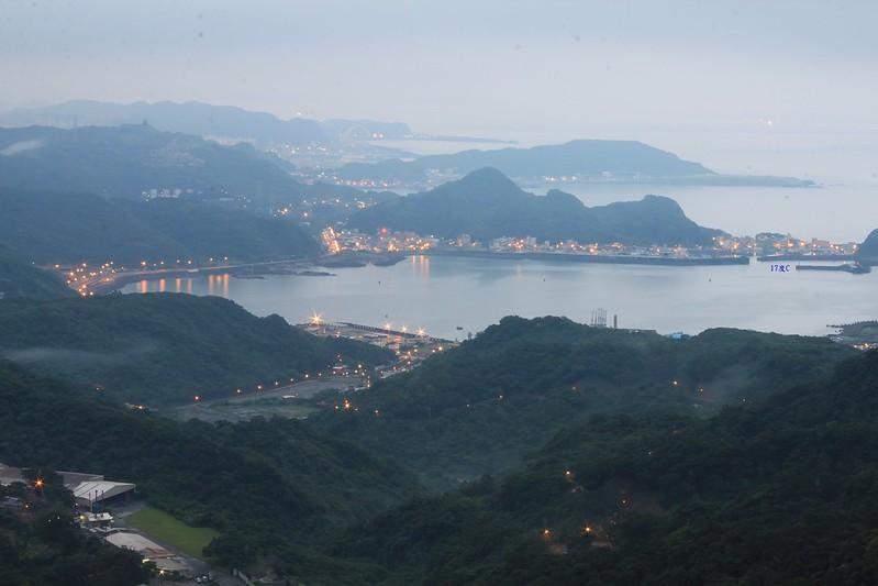 17度C,只接待不留宿。與香港沙發客共遊煙雨濛龍九份 (128)