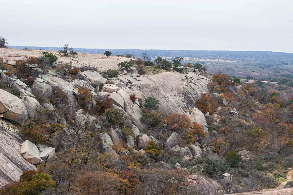 Enchanted Rock, Texas-9887