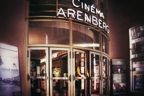 Brussel, Cinema Arenberg