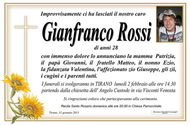 Rossi Gianfranco