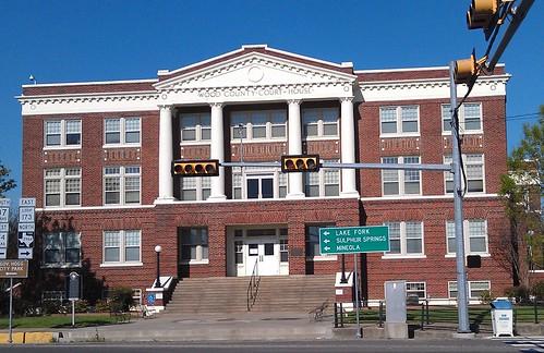 texas courthouse courthouses countycourthouse woodcounty quitman uscctxwood