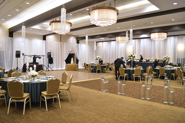 Millennium Hotel - Grand Ballroom & Foyer Wedding - Jan 2015 - 32
