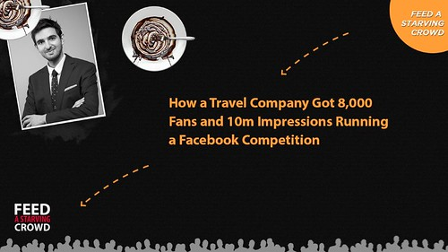 How A Travel Company Got 8,000 Fans And 10m Impressions Running A Facebook Competition_1