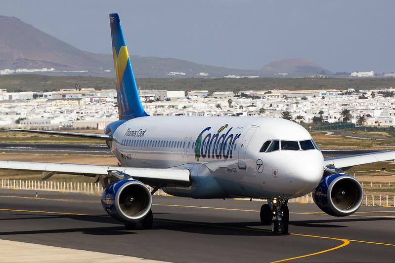 Condor - A320 - D-AICF (1)
