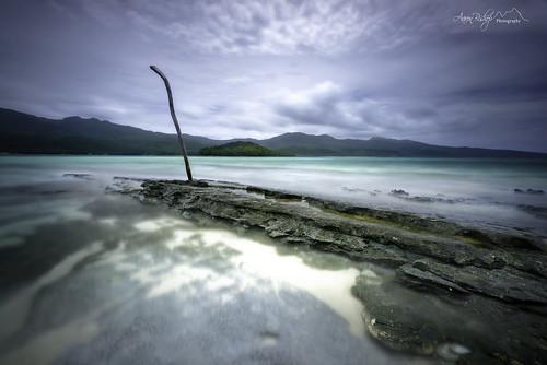 longexposure sea beach water mystery landscape nikon ngc southpacific guide vanuatu seacape d600 mysteryisland nikond600 leebigstopper aaronbishopphotography