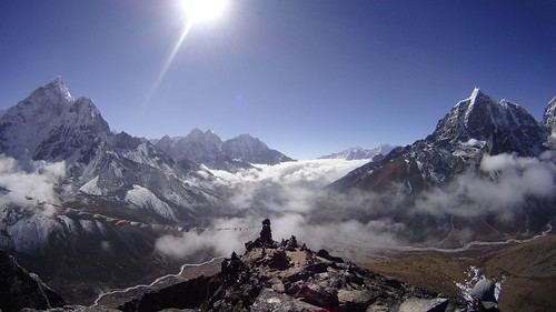 nepal mountains peak valley khumbu himalayas amadablam everestbasecamptrek dingboche nangkartshang as30v