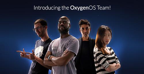OxygenOS csapat