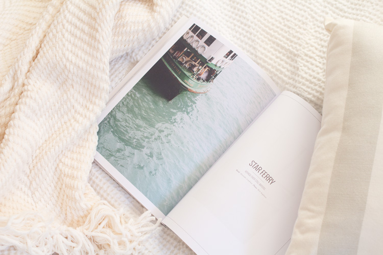 Cereal magazine volume 8 star ferry hong kong