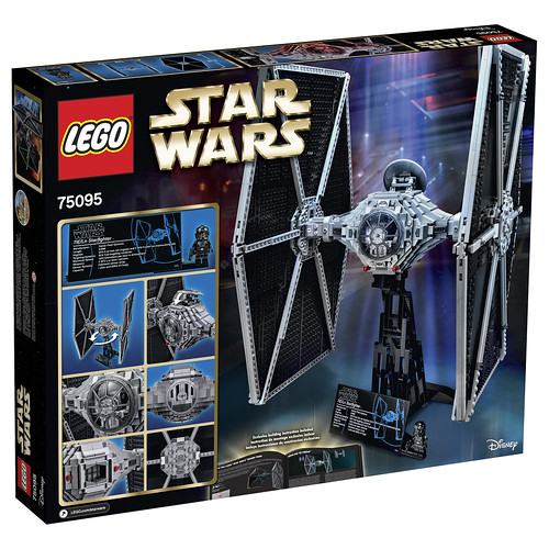 LEGO Star Wars UCS Tie Fighter 75095