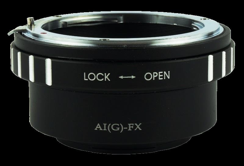 Nikon (G)-NEX Lens Mount Adapter