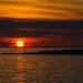 Sunset in Porec by hanspartes