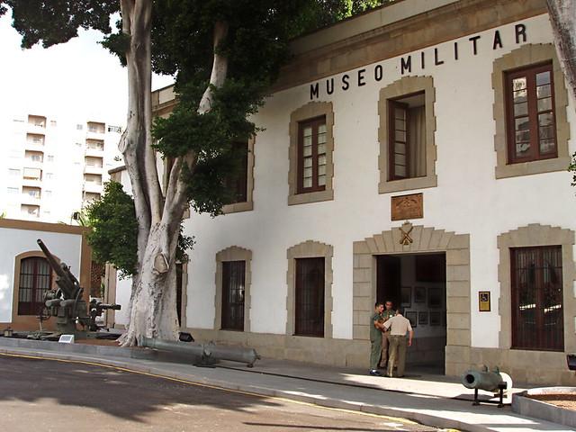 Military Museum, Santa Cruz