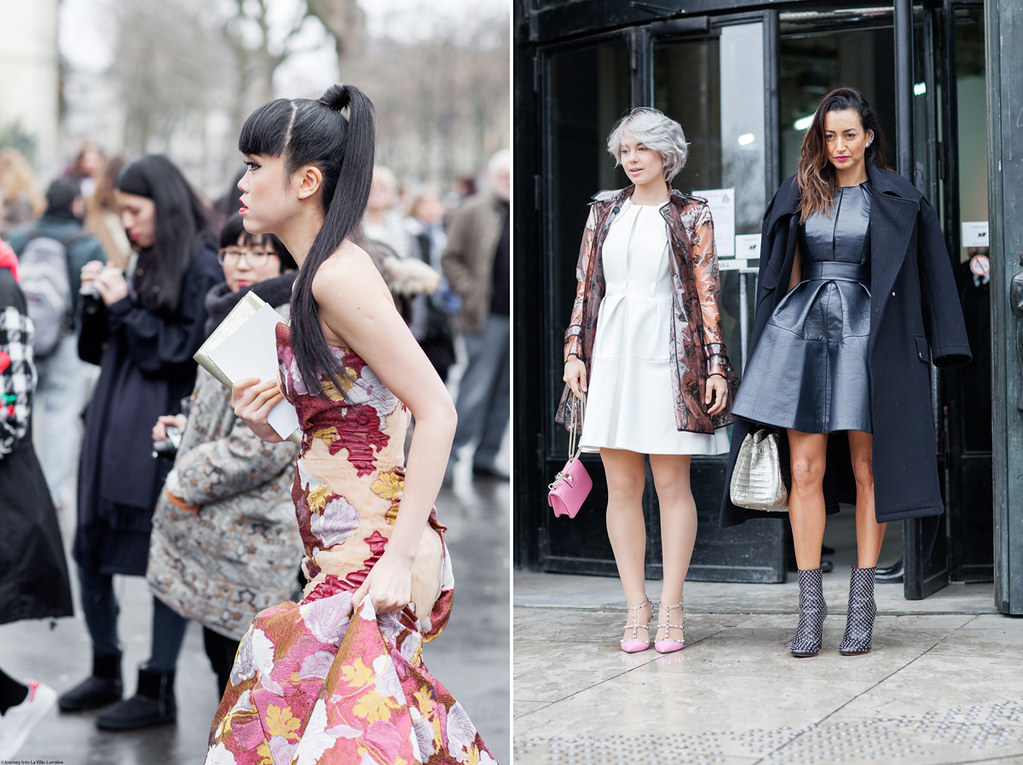 Dice Hayek, Haute Couture, Street-style