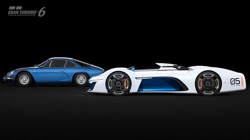 Alpine Vision GT Concept