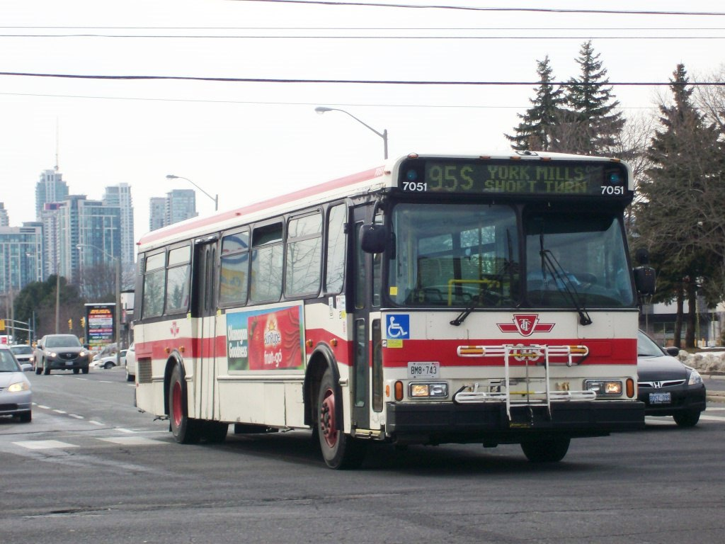 TTC 1996 Orion V #7051