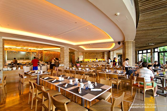 Lagoa Restaurant at Pico de Loro Cove in Hamilo Coast, Batangas