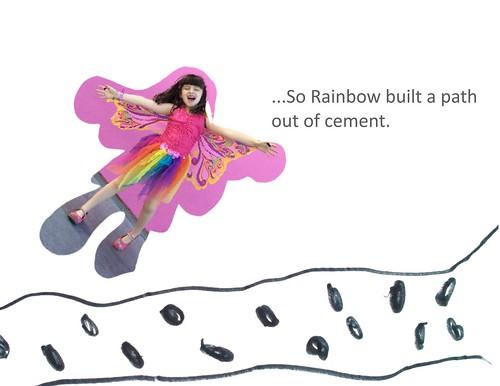page nine rainbow