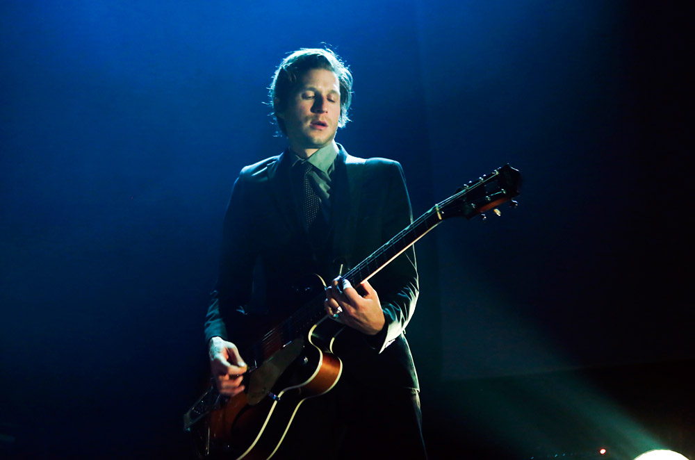 Interpol @ Brixton Academy, London 07/02/15