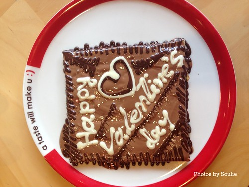 Brownie Crepe @ Dip N Dip, Bangsar