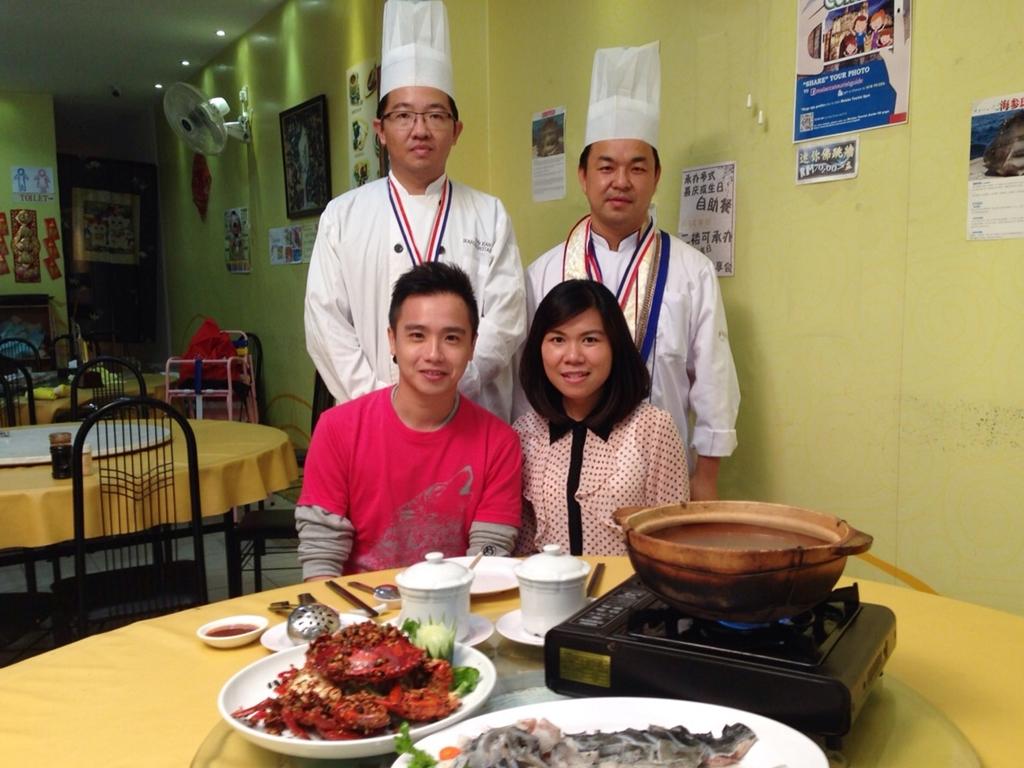 AntzWorLd x Foodie Blogger CNY Edition on NTV7