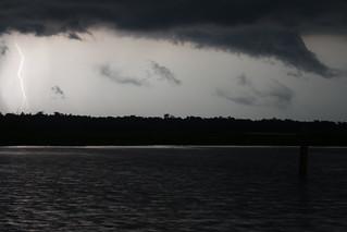 Lake Maracaibo, Earth's lightning capital
