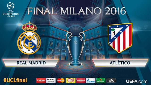 Champions League: Final Madrileña