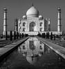 A Marble Grave | The Taj Mahal
