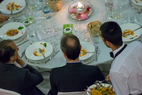 Cena di beneficenza