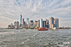 Skyline: Downtown Manhattan