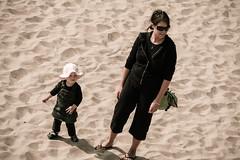 Saturday Beach Stroll, Manhattan Beach