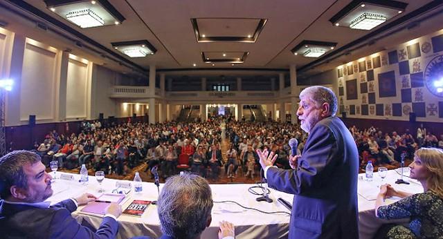 O ex-ministro Celso Amorim: 'Mercosul não nasceu para dar ganhos comerciais a quem quer que seja' - Créditos: Ricardo Stuckert / Instituto Lula