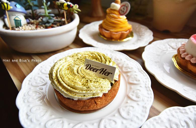 彰化和美DeerHer手工餅乾喜餅不限時插座咖啡甜點36