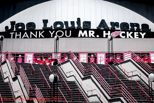 Thank You Mr. Hockey