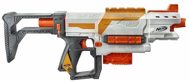 pistola nerf NERF ELITE MODULUS