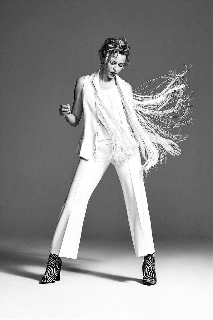 Элизабет Бэнкс — Фотосессия для «Glamour» UK 2016 – 1