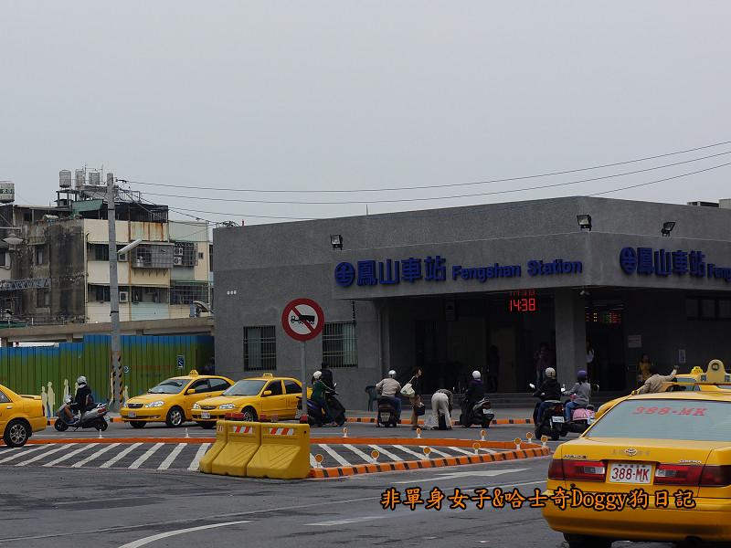 高雄鳳山車站中華街夜市曹公廟曹公圳平成炮台28