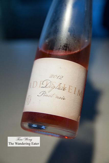 Adelsheim, 2012 Pinot Noir 'Deglace'
