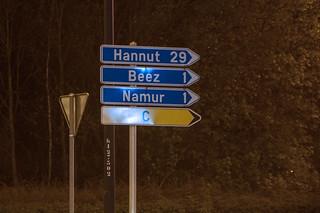"""Humour phonétique pour la ville de """" Beez """""""