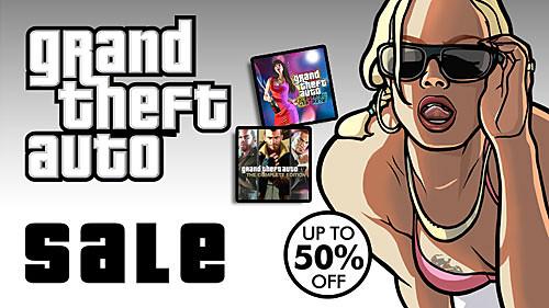GTA Sale